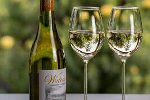 Hoeveel calorieen bevat een fles wijn